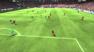 FIFA 13 - ����� ����� (Attacking Intelligence) ��� ��������� ����� � fifa 13