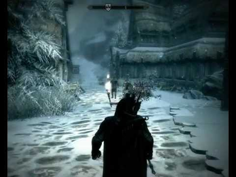 This is Skyrim or Sparta?