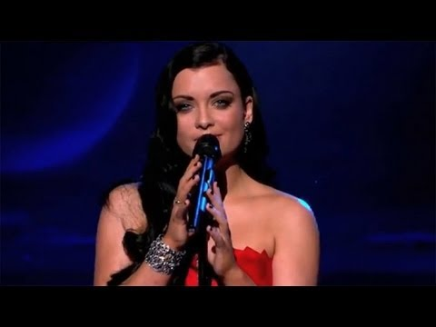 Shona McGarty Singing On Children In Need 2012