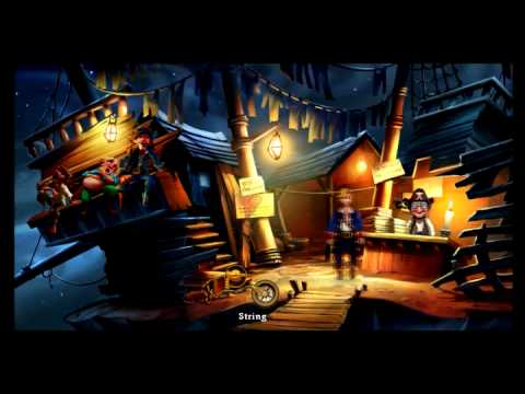 Monkey Island 2: LeChuck's Revenge Special Edition - Trailer