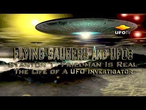 UFOs - The Stanton Friedman Story nlo jerusalim