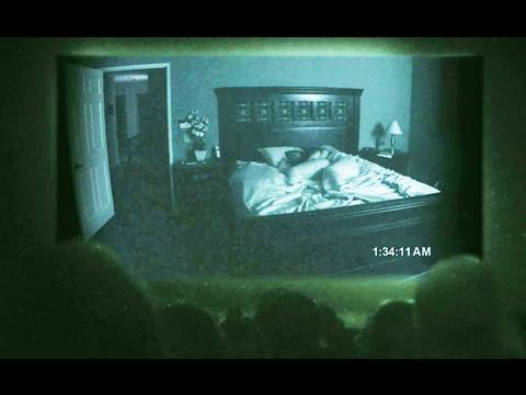"""Paranormal Activity"" - Official Trailer [HQ HD] paranormal active"