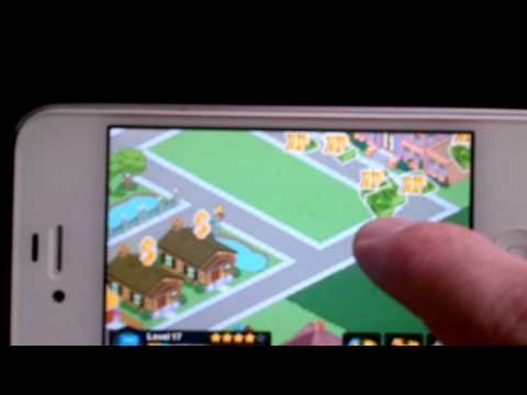The Simpsons tapped out my town, and lemon Tree talk simpsons tapped out секреты