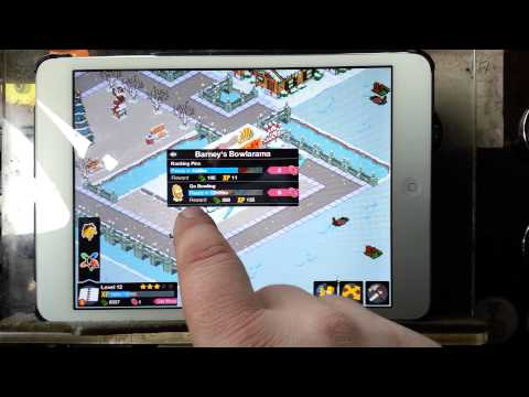 Simpsons Tapped Out Secret Strategy the simpsons tapped out секреты