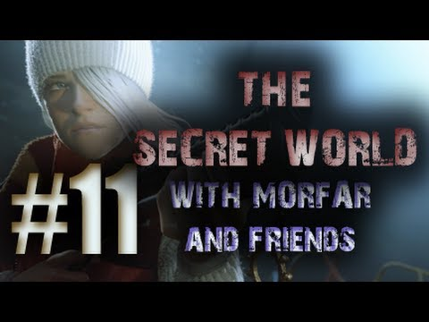 The Secret World - BIG ASS MONSTER! big ass world world big ass