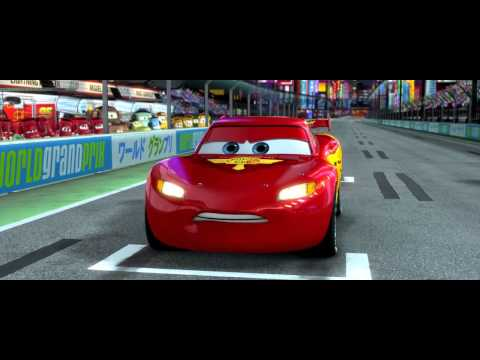 Cars 2: Japan Race - Clip