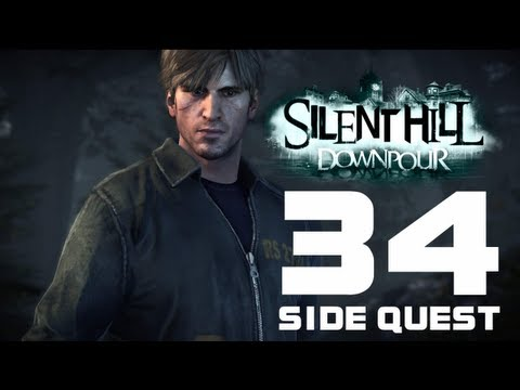 Silent Hill Downpour: Часть 34 - Ворошить прошлое (Side Quest) silent hill downpour квесты