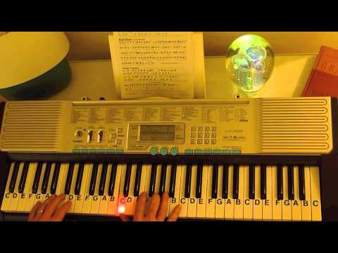 How to Play ~ Unchained Melody ~ The Righteous Brothers как играть unchained melody