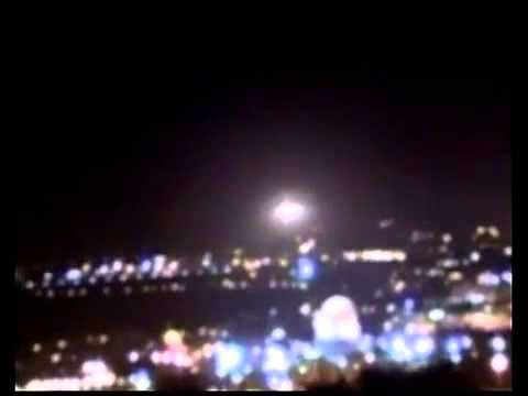 НЛО над Иерусалимом.JERUSALEM 2 UFO 2011 - The Third footage (FULL VERSION).00.avi футажи иерусалим