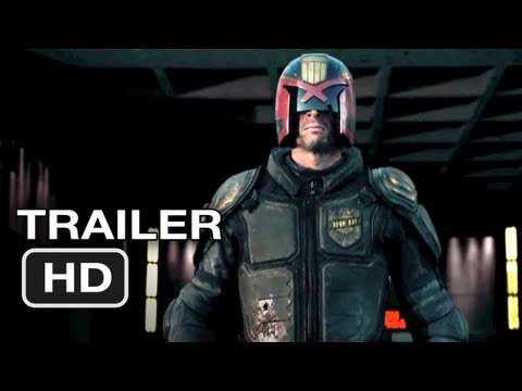 Dredd 3D Trailer (2012) - Karl Urban Movie HD
