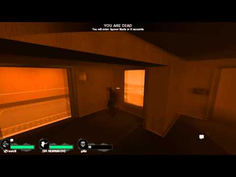 Left 4 dead 2 - Charger epic win - survivor epic fail xD