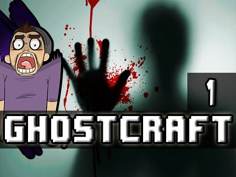 Minecraft:GhostCraft Fun, №1 [Призрак] ghost craft призрак